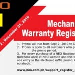 Win a NEO Netbook