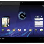 Motorola Xoom tablet debuts best CES gadget