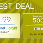 Namecheap Deals: $1.99 Domain Registration
