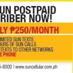 Sun Cellular Launches New Postpaid Plan 250