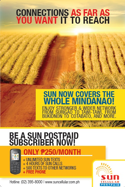 Sun cellular launches new postpaid plan 250 for Sun mobile plan