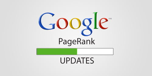 Google PageRank Update 2012 May