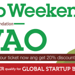 Startup Weekend Davao: Pitching of e-Grado Mo