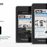 pressreader for blackberry 10