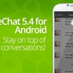 New WeChat 5.4 for Android Released!