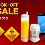 Chinese New Year Kick-Off Sale at Lazada on January 27