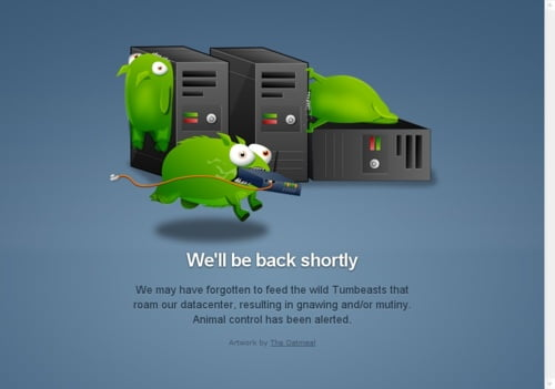 website-downtime