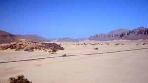 Trans-Sahara Highway