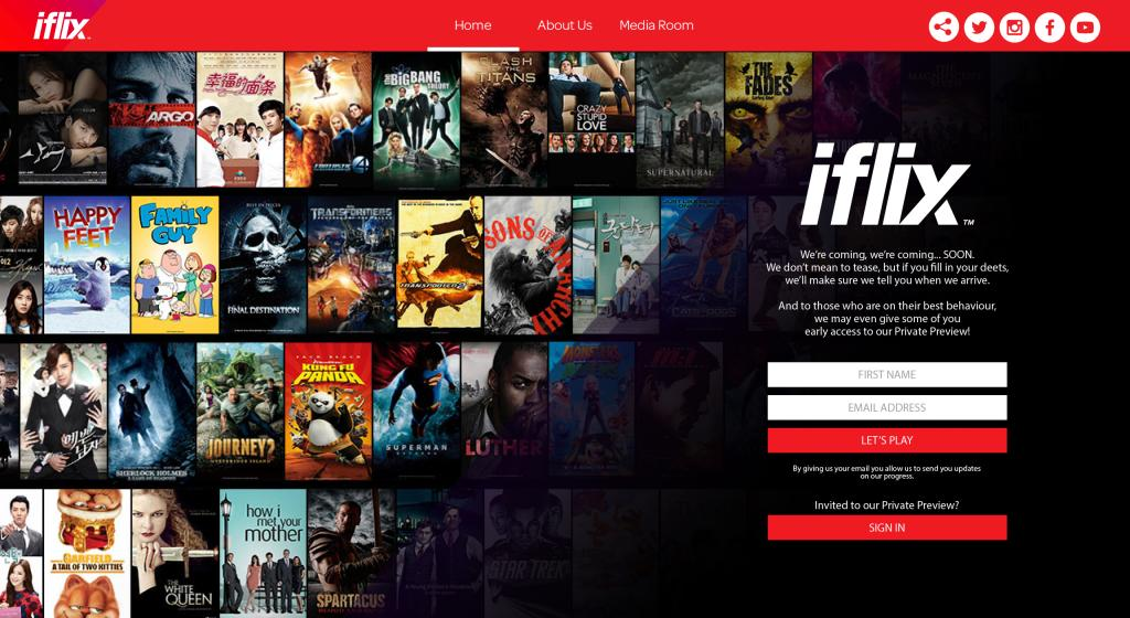 iflix - Lets Play