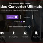 Wondershare: Easy to Use Video Converter and Editor