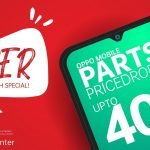 OPPO Mobile Parts Price Drop