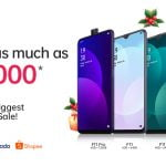 Save up to 24% on OPPO smartphones this 12.12 in Lazada and Shopee