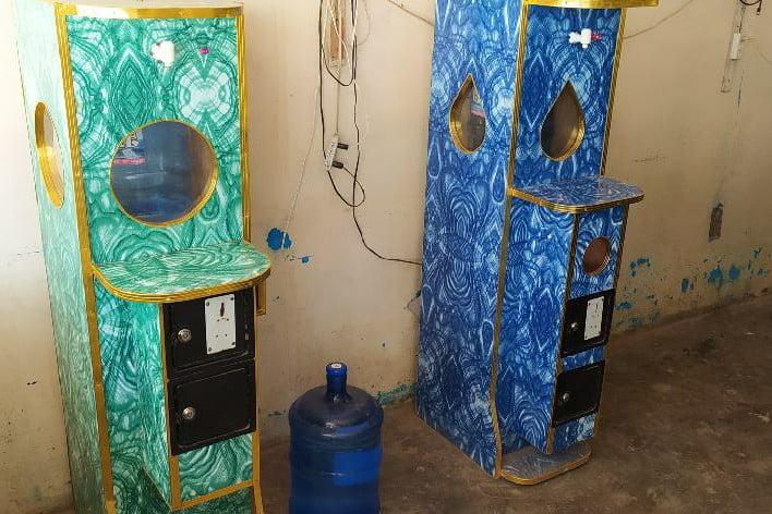 Piso Water Vending Machine