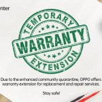 OPPO extends service warranty terms